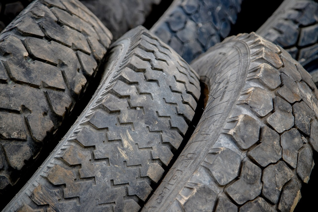 Different Tire Treads